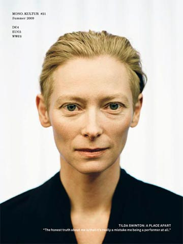 tilda swinton films